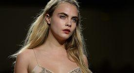 Кара Делевин вече не е блондинка