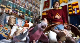 Колко е голяма най-голямата колекция в света, свързана с Хари Потър?