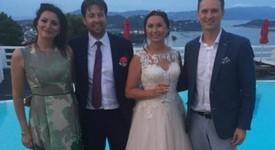 Наталия Кобилкина се омъжи