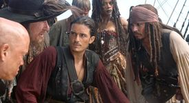"""Карибски пирати"" без Орландо Блум"