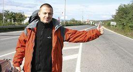 Българин обиколи Европа на автостоп за 23 дни