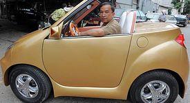 Създадоха автомобил, който се отваря телепатично