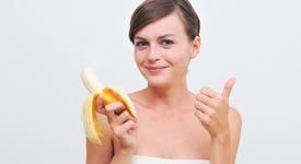 Хапнете един банан, вместо да изпиете енергийна напитка