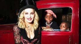 Мадона живее в хотел