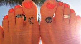Нов хит: Идеи за татуировки на краката