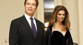 Арнолд Шварценегер изневерявал на жена си с еротична моделка?