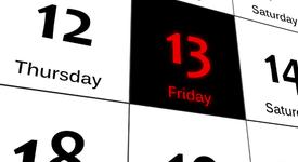 13 любопитни факта за петък 13-ти