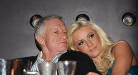 С пълна сила тече подготовката на сватбата на Хю Хефнър с 60 години по-младата му годеница