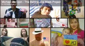 В новия клип на Майкъл Джексън Behind the Mask се появява българският трикольор /видео/