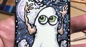 """Снимка на призраци в хотел Стенли от """"Сияние"""""""
