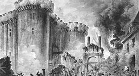 14 юли 1789 година - Превземането на Бастилията