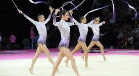 Българският ансамбъл по художествена гимнастика - Световен Шампион
