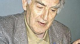 Виталий Гинзбург - носител на Нобелова награда за физика за 2003 година