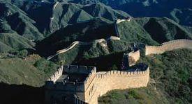 Великата китайска стена застрашена от разпад