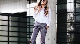 5 начина да носим бяла риза