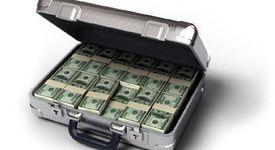 Мъж остави куфар с 1 милион долара в кафене