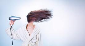 Косата се накъсва, ако излезете навън след къпане