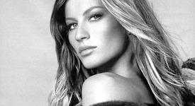 Жизел Бюнхен секси в рекламна кампания на Versace Denim