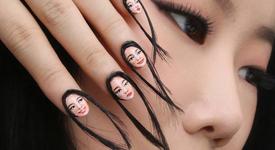 Нова мода – космати нокти