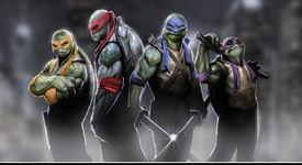 Teenage Mutant Ninja Turtles — нов игрален филм за костенурките нинджа