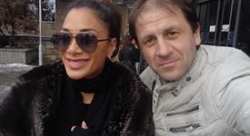 Григор Димитров и Никол Шерцингер са в София