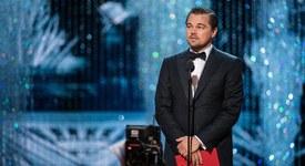 Лео ди Каприо спаси удавник