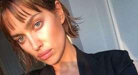 Ирина Шейк и късата коса за лятото
