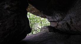 Утробата - пещерата, която лекува
