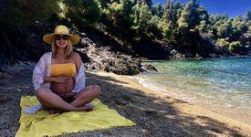 Йоанна Драгнева и Вики от Мастило посрещнаха 9-ия месец