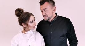 Михаела и Любо Киров в любовен дует