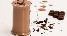Пийте шоколадово мляко след тренировка