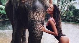 Николета Лозанова: Сексапил и рожден ден в Бали