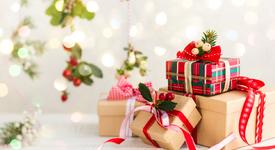 Готини идеи за опаковане на коледните подаръци