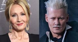 J.K. Rowling говори за нападките към Джони Деп