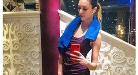 Луиза Григорова: Гледам филми, докато тренирам!