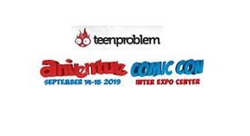 Играйте с Teenproblem и спечелете покани за Aniventure Comic Con!