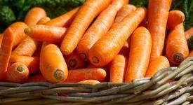 Моркови за сияйна кожа