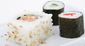 Създадоха суши, светещо в тъмното (+видео)