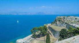 Остров Корфу - перлата на Гърция