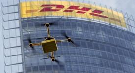 DHL с успешни първи тестове за доставки с дрон