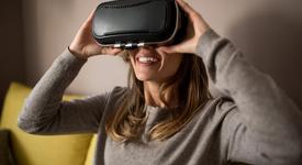 Какво е виртуална реалност?