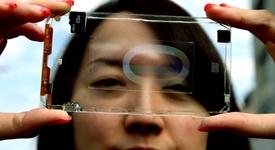 Смартфоните със стъклени екрани ще се появят до края на годината