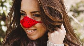 Нов зимен аксесоар за замръзналия нос
