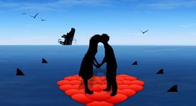 Съпрузите демонстрират любовта си по различен начин