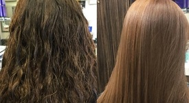 Как да изправим перфектно косата?