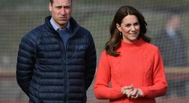 Кралицата следи внимателно Кейт Мидълтън и принц Уилям