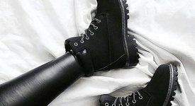 Как да почистим солта от обувките