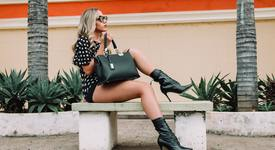 Ботуши под коляното - тенденция за зимата
