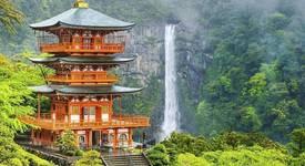 Екзотичната Япония и Mie Prefecture