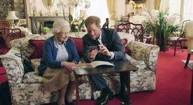 Кралицата казала на Хари, че винаги е добре дошъл у дома